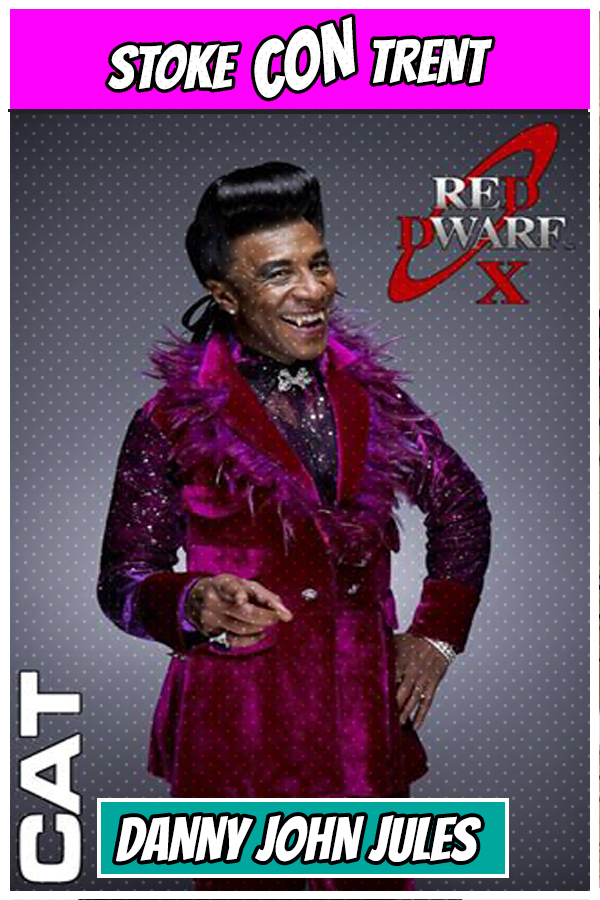 demon headmaster danny-john-jules-cat-red-dwarf-sct-5-stoke-con-trent