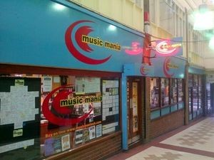 at Music Mania Hanley has Stoke CON Trent #4 Tickets on Sale