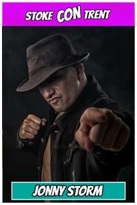 Jonny Wonderkid Storm Wrestler Stoke CON Trent guest SCT #3