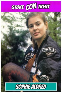 Sophie Aldred Stoke CON Trent #3 Doctor Who guest SCT #3