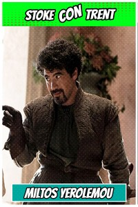 Miltos Yerolemou Syrio Forel Game of Thrones guest SCT #4