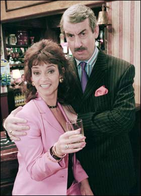 Meet Boycie & Marlene at Stoke CON Trent #8