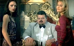 The World is Not Enough James Bond Nina Muschallik Coltrane