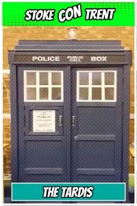 The Tardis SCT #4 Doctor Who Peter Davison Whovians