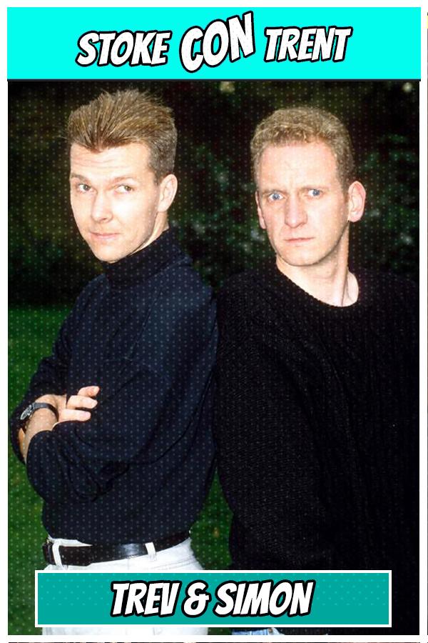 Going Live Trevor & Simon Trev SCT #6 - BBC Going Live Joins Stoke CON Trent #6 Guest