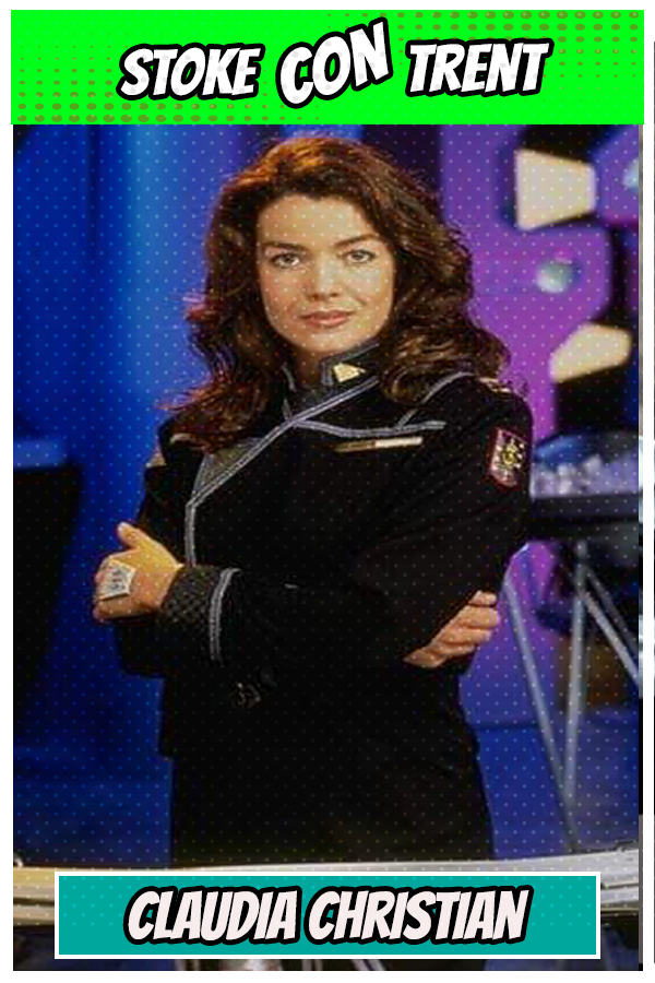 Hexed, Claudia Christian, Stoke CON Trent #4, Playboy