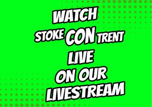 Stoke CON Trent #4 Livestream on Shared Media TV YouTube