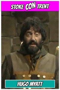 Dead Cert Hugo Myatt Knightmare Stoke CON Trent #5 Guest