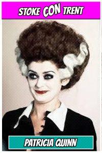 Patricia Quinn Rocky Horror Show Stoke CON Trent #5 Guest