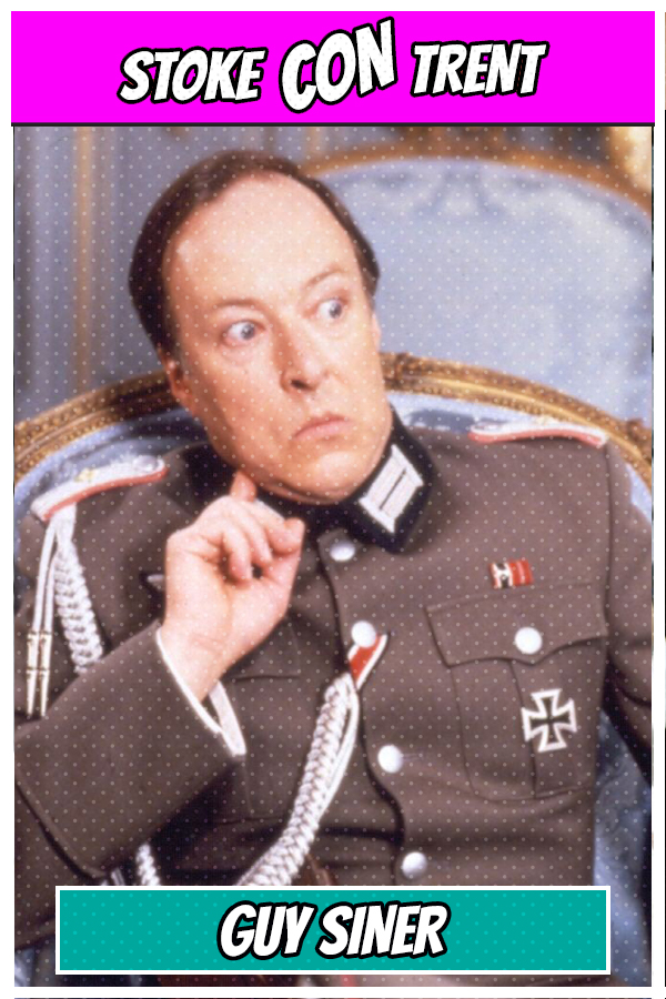 Lieutenant Hubert Gruber, Guy Siner, 'Allo 'Allo,