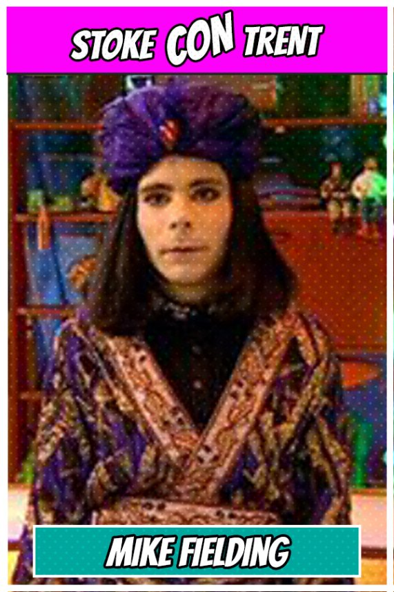 Fielding, The Mighty Boosh Naboo, Doo-Rag.