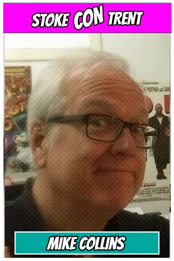 Mike Collins Sherlock Comic Artist guest SCT #4 copy