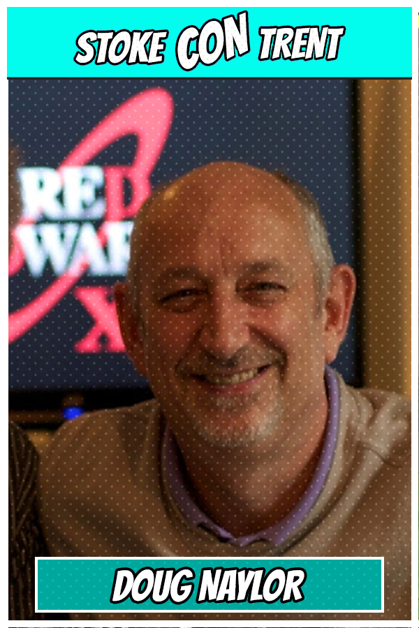Red Dwarf Co Creator doug-naylor-sct-6-red-dwarf-creator-joins-stoke-con-trent-6guest