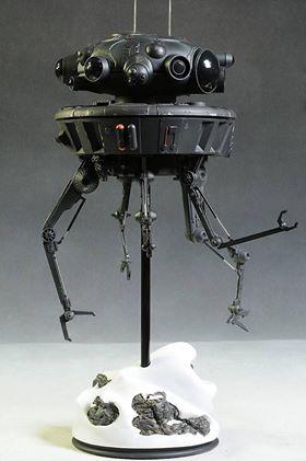 Stoke CON Trent #6 star-wars-exhib-probot-probe-droid