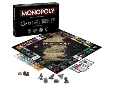 The Game Of Thrones Monopoly Game