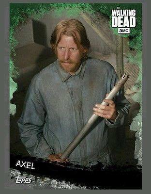 Lew Temple GUEST at Stoke CON Trent #6 09-04-17