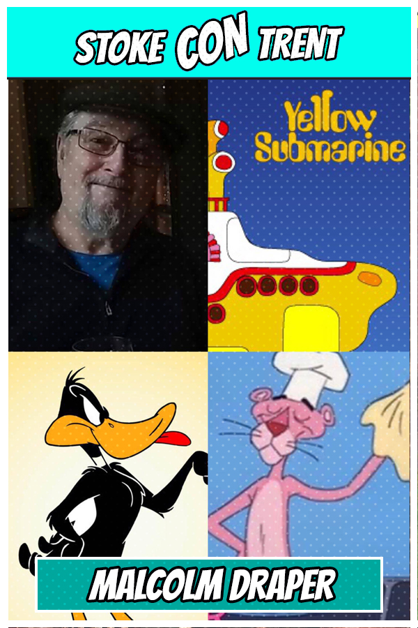 Daffy Duck Malcolm Draper