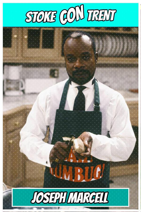 SCT #6 Geoffrey the English butler on the NBC sitcom The Fresh Prince of Bel-Air