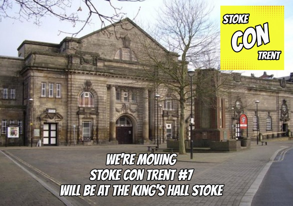 SCT #7 Stoke CON Trent #7 - We're Moving