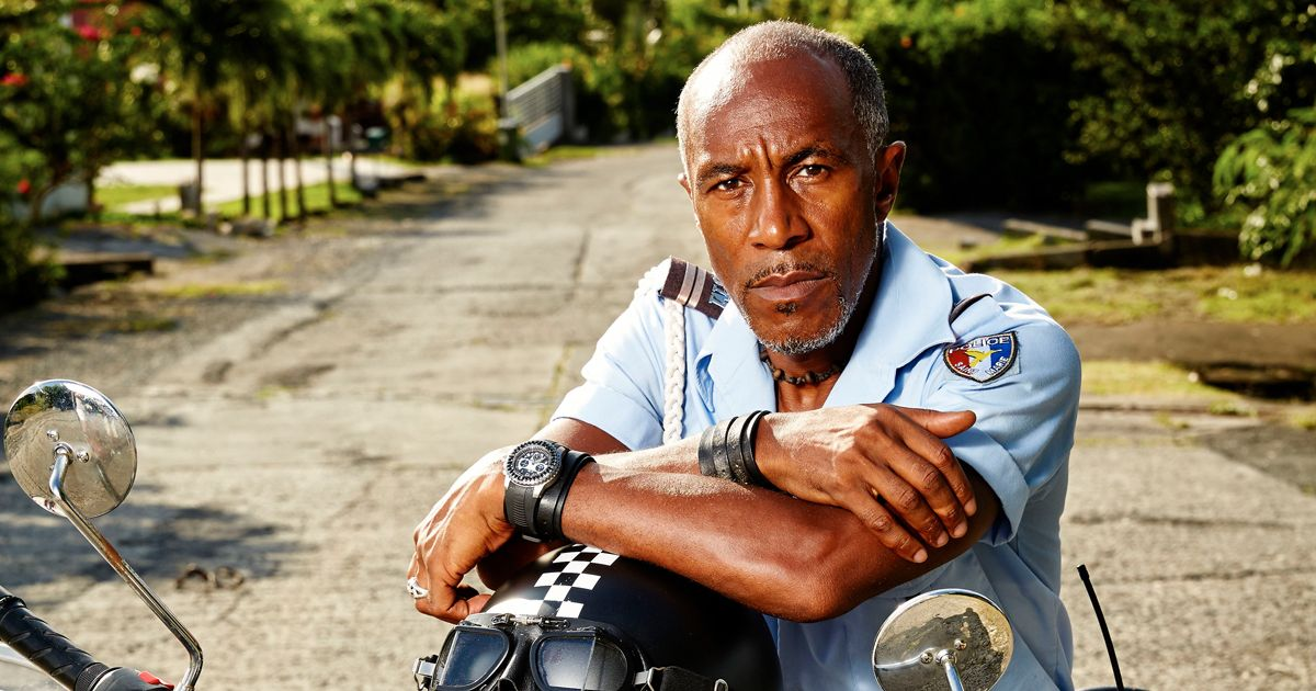 Meet Death-in-Paradise-Dwayne-DANNY-JOHN-JULES at Stoke CON Trent #7