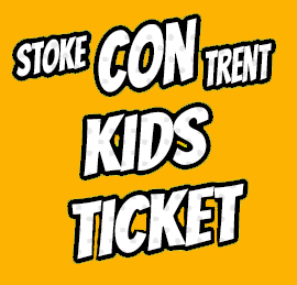 Buy SCT#8 Kids Ticket Stoke CON Trnet #8