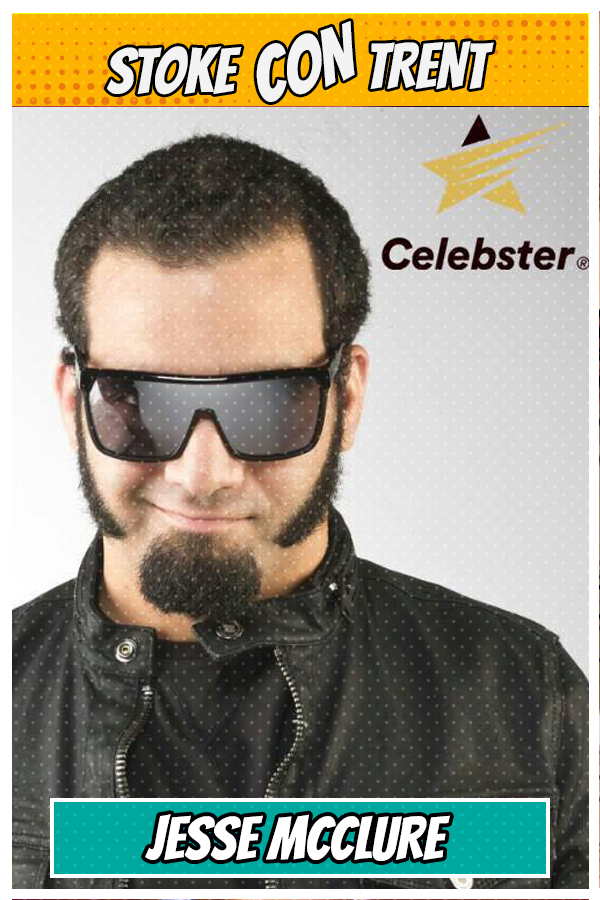 Meet Jesse McClure SCT #8 - Storage Hunters - Celebstar Joins Stoke CON Trent #8 Guest