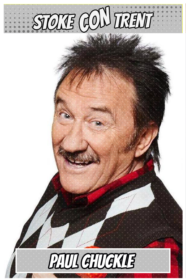 Meet Chuckle Brothers Star SCT #9 - Paul Chuckle in Chucklevision Joins Stoke CON Trent #9 Guest