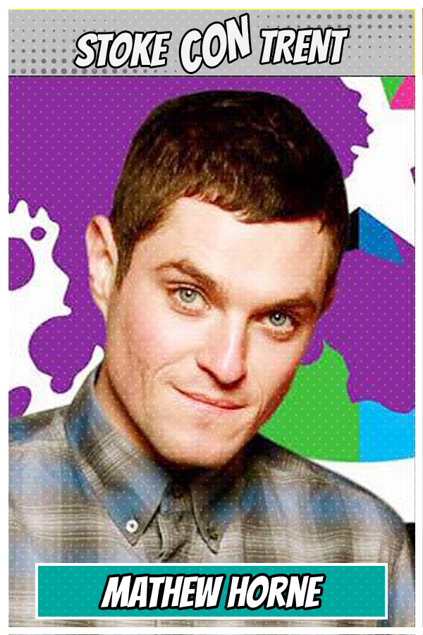Meet Mathew Horne SCT #9 - Gavin Shipman in Gavin and Stacey Joins Stoke CON Trent #9 Guest